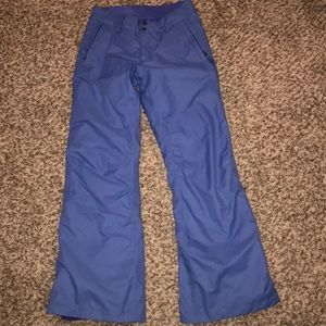 the north face snow pants